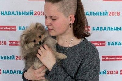 Координатору ростовского штаба Алексея Навального дали пять суток за административное правонарушение