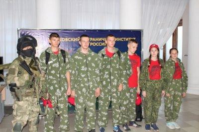 В Белой Калитве прошла акция «Дни образовательных организаций ФСБ России в Ростовской области»