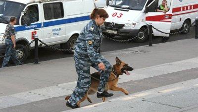 В центре Москвы эвакуировали ТЦ