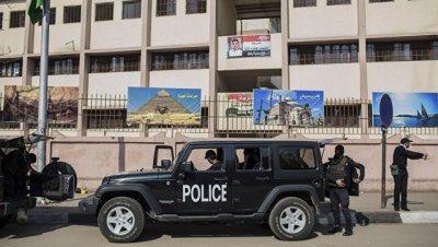 В Египте задержали тринадцать боевиков запрещенного движения