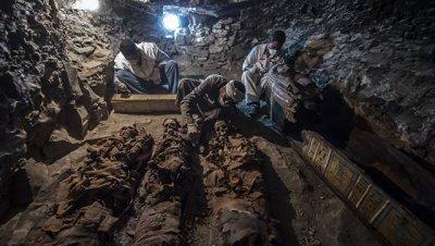 В Луксоре обнаружили неизвестную ранее древнеегипетскую гробницу