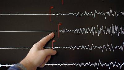 В Тихом океане у островов Тонга произошло землетрясение магнитудой 5,6
