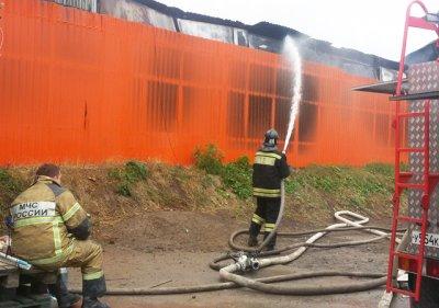 В Ростове сохранится режим чрезвычайной пожароопасности
