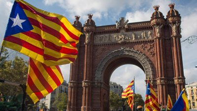 Эксперт: Мадрид не пойдет на диалог с Каталонией