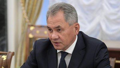 Шойгу обсудит в Душанбе обстановку на южных границах СНГ