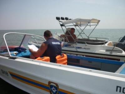Под Ростовом спасли тонущего рыбака