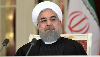 Президент Ирана ответил на заявление Трампа по ядерному соглашению