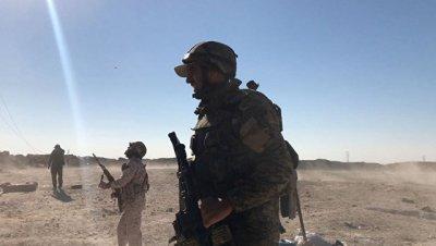 Минобороны: сирийские войска освободили Меядин от ИГ*
