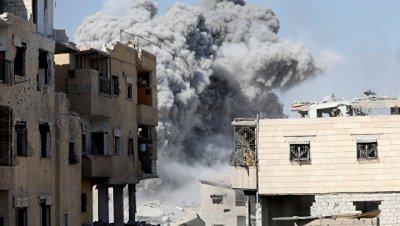 Минобороны: из-за коалиции США в Ракке погибли тысячи мирных жителей