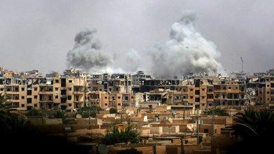 Минобороны обвинило коалицию в безграмотном планировании операции в Ракке