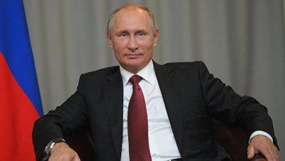 Россия будет двигаться по пути демократического развития, заявил Путин