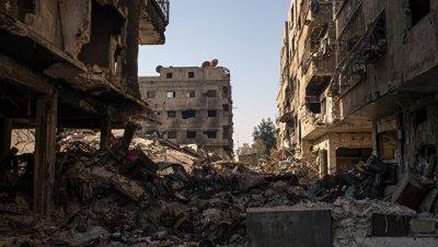 Террористы обстреляли из минометов исторический центр Дамаска