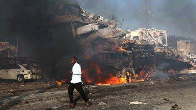 США осудили теракт в Могадишо и пообещали поддержку властям Сомали