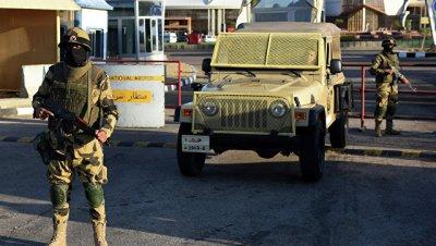 Египетские военные уничтожили более двадцати боевиков на севере Синая