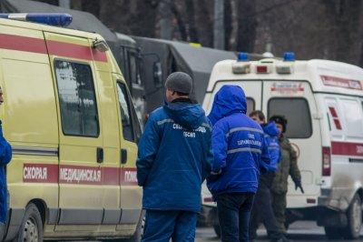 На Королева столкнулись маршрутка и ВАЗ: пострадал пассажир в Ростове