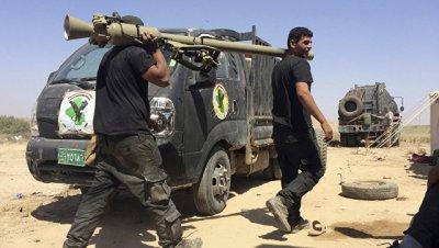 Немецкий бундесвер приостановил инструкторскую миссию на севере Ирака