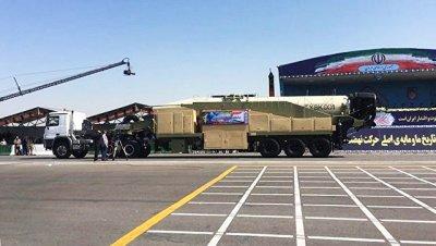 Иран не намерен увеличивать дальность своих ракет, заявили в КСИР