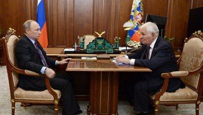 Рошаль обсудил с Путиным защиту медработников от нападений