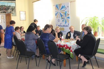 В Белокалитвинском районе прошли мероприятия в честь Дня пожилого человека