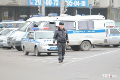 За нападение на полицейского житель Таганрога пойдет под суд