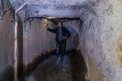 Ростовский диггер рассказал о катакомбах, убежищах для избранных и вешенках в коллекторе на Левенцовке