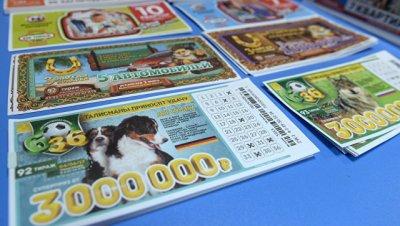Воронежец выиграл в лотерею полмиллиарда рублей