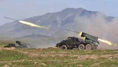 В ДНР обвинили силовиков в запуске 120 ракет по окраинам Донецка