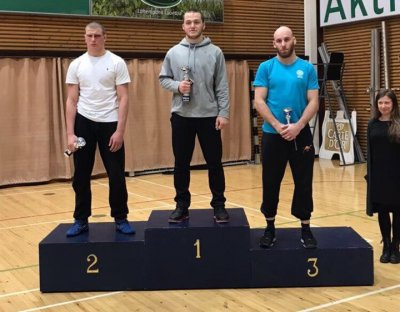 Двое ростовчан завоевали серебро турнира по греко-римской борьбе