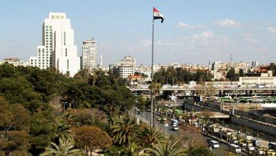 Дамаск и вооруженная оппозиция договорились о снятии напряженности