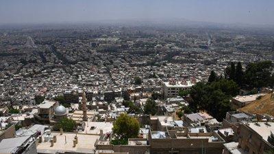 Дамаск считает присутствие турецких сил на севере Сирии агрессией