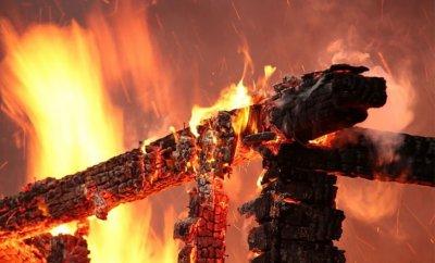 Пожары в жилом секторе  в Белой Калитве