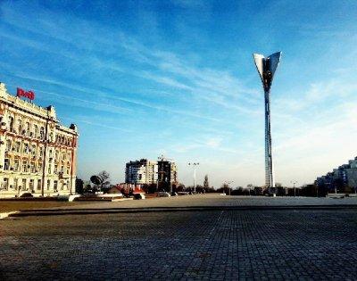 В Ростове перекроют движение по Театральной площади во время чемпионата мира по футболу