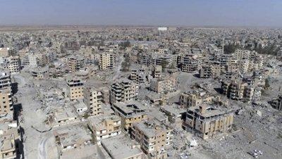 Постпредство Сирии при ООН рассказало о помощи боевикам ИГ* со стороны США