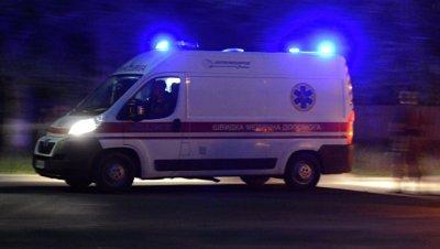 В Харькове столкнулись две маршрутки, пострадали одиннадцать человек