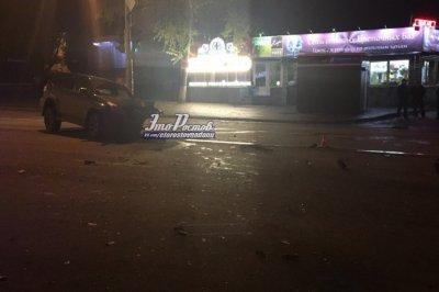Разбил машину и спрятался на кладбище: в Ростове задержали виновника крупной аварии