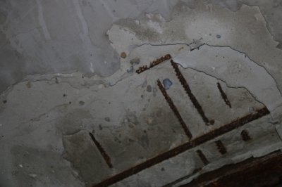 В ростовской школе во время урока в кабинете рухнул потолок