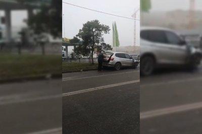 «Марин, ну я ехал с пьянки домой»: женщина, снимавшая судью из Азова, раскрыла подробности громкого ДТП