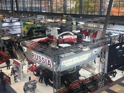 «Русские вечера» в Ганновере: Ростсельмаш учит Европу зарабатывать