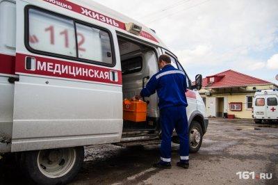 В Шахтах водитель легковушки сбил троих детей