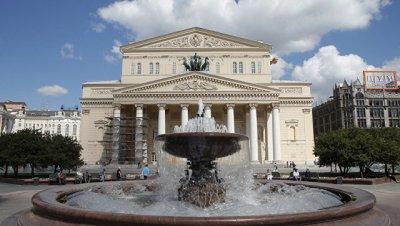 Большой театр представит в среду премьеру балета
