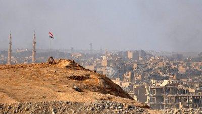 Центр по примирению: в Сирии 60 человек за сутки вернулись в свои дома