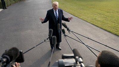 Трамп заявил, что уволил Флинна за ложь