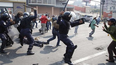 СМИ: число погибших при беспорядках в Гондурасе возросло до семи человек