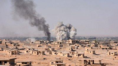 Сирийские военные освободили 8 населенных пунктов в провинции Дейр-эз-Зор
