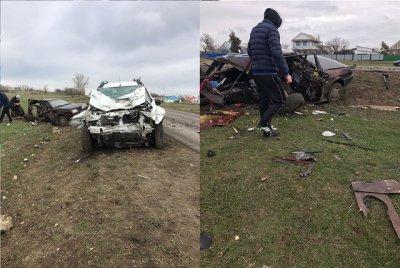 В Ростовской области «девятка» врезалась Renault: водитель ВАЗа погиб на месте