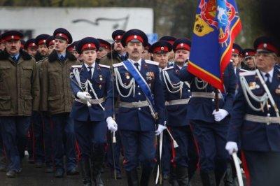 С нового года охранять администрацию Таганрога будут казаки