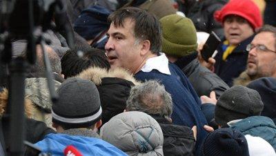 БПП требует в течение 24 часов привлечь к ответственности Саакашвили