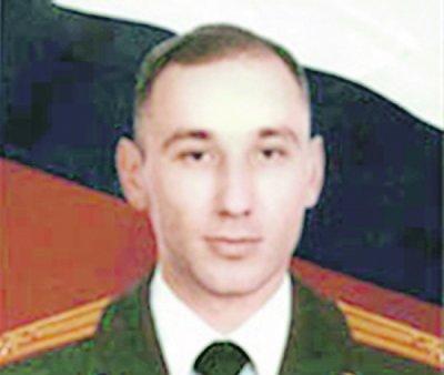 В Белой Калитве открыта памятная доска Герою России