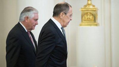 Лавров с Тиллерсоном обсудят попытки вербовки российских журналистов
