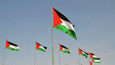В Харькове палестинцы вышли на акцию протеста